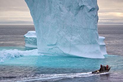 Image © Ramon Terrado, Arctic Net