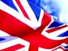 engelsk flagg