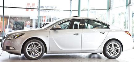 Opel verksted ensjø