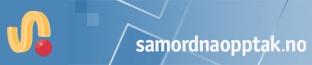 Logo Samordna opptak