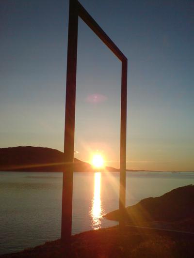 Skulpturlandskap Nordland Leirfjord