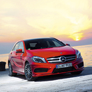 Mercedes A klasse ingress