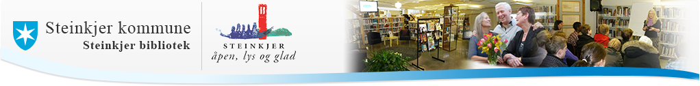 Steinkjer bibliotek