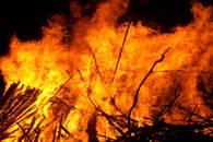 Brannflammer