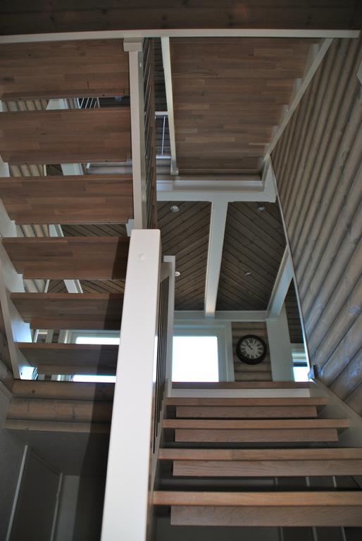 PÃ¥ hytta: motto: minst mulig vedlikehold