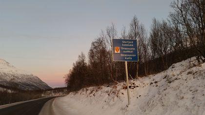 Trespråklig kommuneskilt