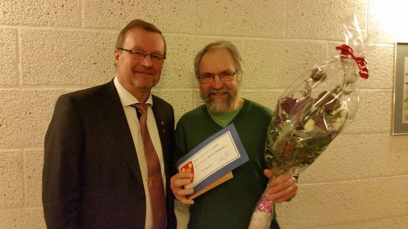 Tore Figenschau får kulturprisen 2014