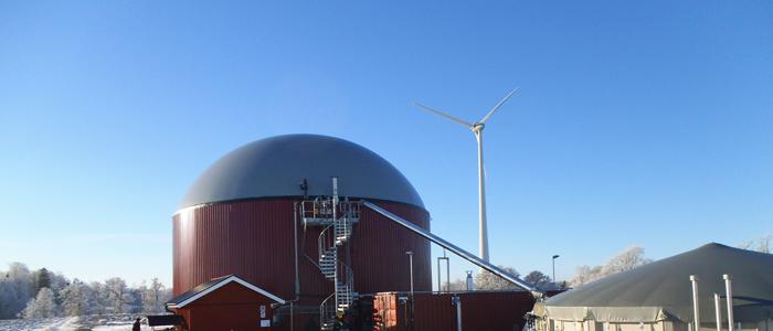 Biogass Trollhettan