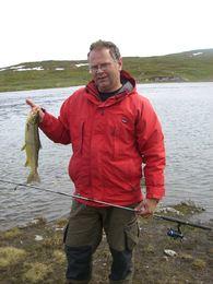 Bjørn Ivar fisketur