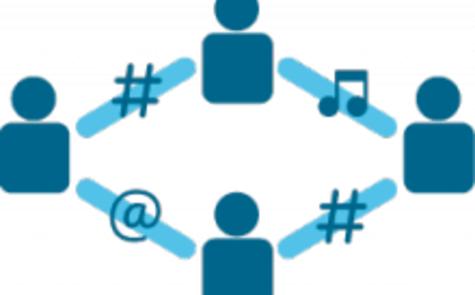 Sosial på nett