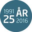 Roaf 25 år