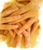 flere hender