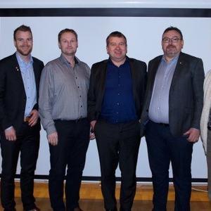 Styret i Nord-Troms region 2015/2019