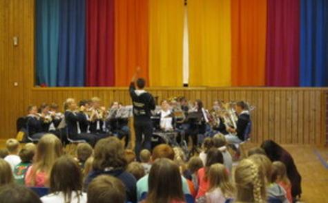 Haus Lonevåg skulemusikklag