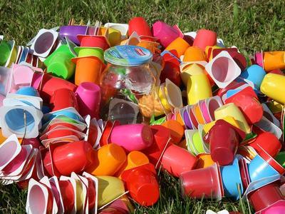 Plast beger