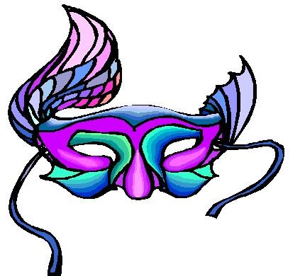 maske illustrasjon