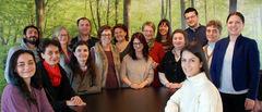 15 deltakere fra private, ideelle organisasjoner i Romania kom til Norge for å lære mer om sosialt entreprenørskap