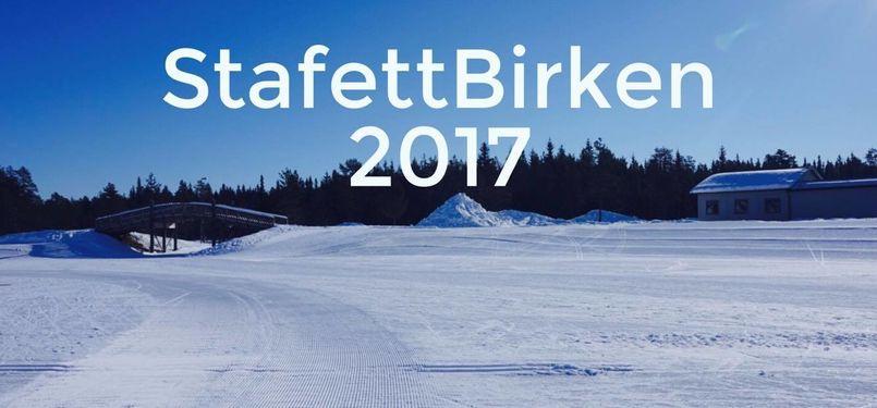 Stafettbirken Lillehammer 2017