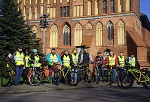 Kaliningrad bike