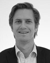 Reinaart Pretorius, utenlandssjef i Norges Vel