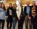 Medlemmene i Norsk taredyrkerforening sammen med prosjektleder Lill-Ann Gundersen i Norges Vel