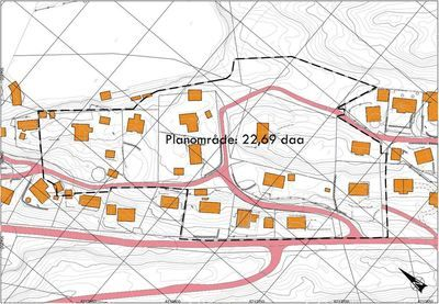 Planområde Maurhaugen til oppstart_400x277