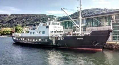 Båten Bruvik