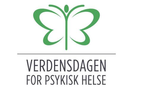 Logo verdsdagen for psykisk helse