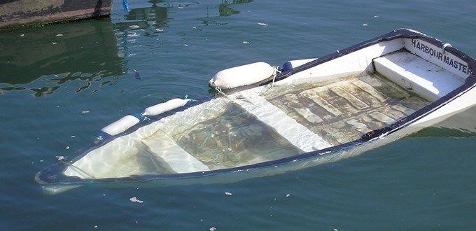 båt under vann