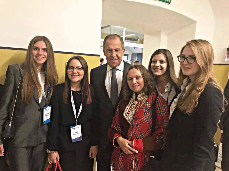Russia's Foreign Minister, Mr. Sergey Lavrov, underlined that Russia is ready to support youth issues under the Swedish chairmanship of the BEAC.