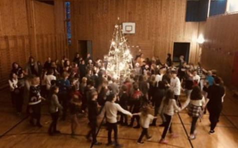 2017 Juleavslutning
