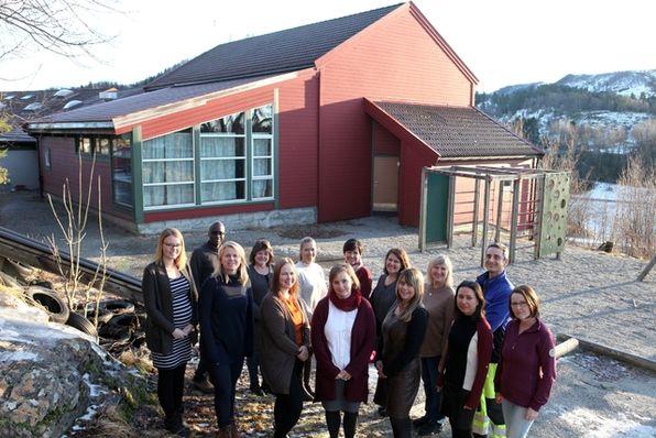 Tilsette ved Osterøy integrerings- og læringssenter