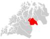 kart storfjord