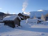 Vinter ved Stavassgården