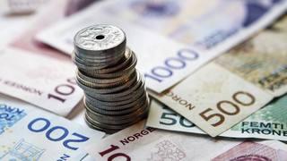 Norske penger