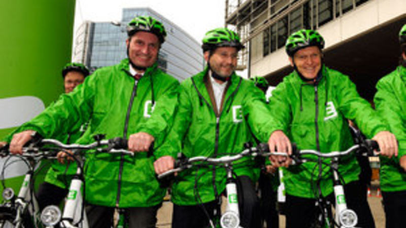 EU Sustainable Energy Week - Bike Race_300x199