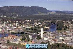 Oversiktsbilde fra Widerøe-samlingen 1965