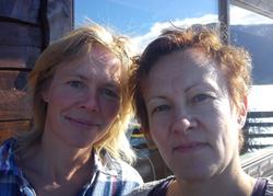 Åslaug og Helle