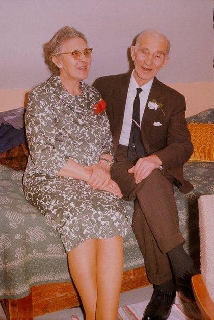 Regunda og Ole Kristiansen
