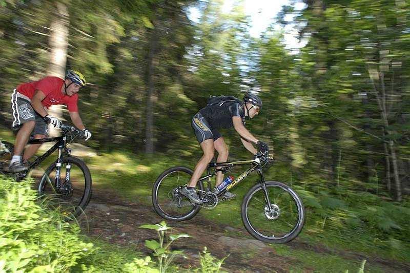 Sykkel downhill