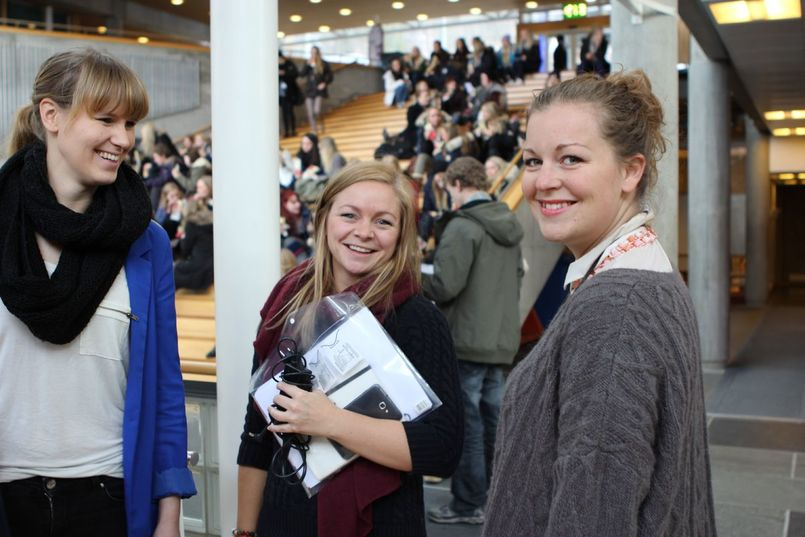 Disse studentene kan du gjøre enda mer fornøyd som leder for Studentsamskipnaden i Oppland