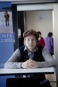 Niilas Holmberg