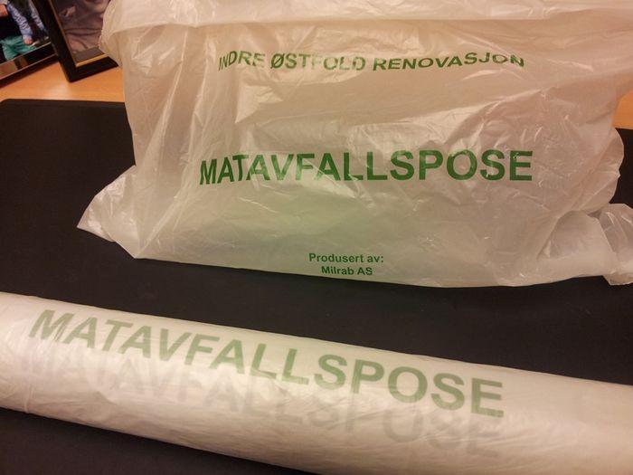 Matavfallsposer