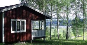 Hytte Sverige - eksteriør
