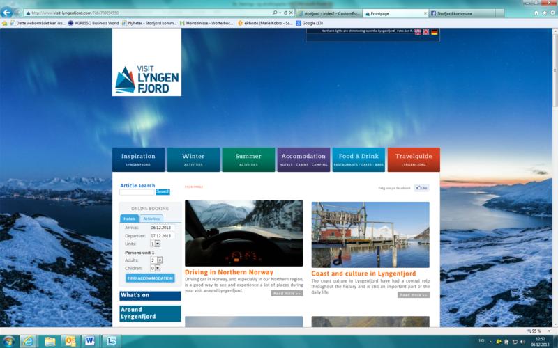 Visit Lyngenfjord AS