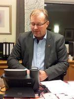 ordføreren ringer