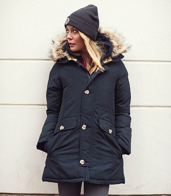 IN magasinet : SVEA jakken
