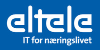 Logo Eltele IT for næringslivet