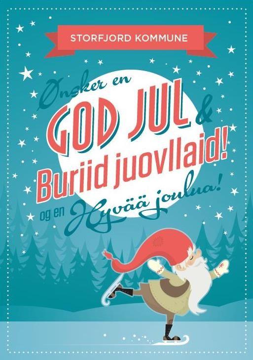 God jul 3 språk 2014