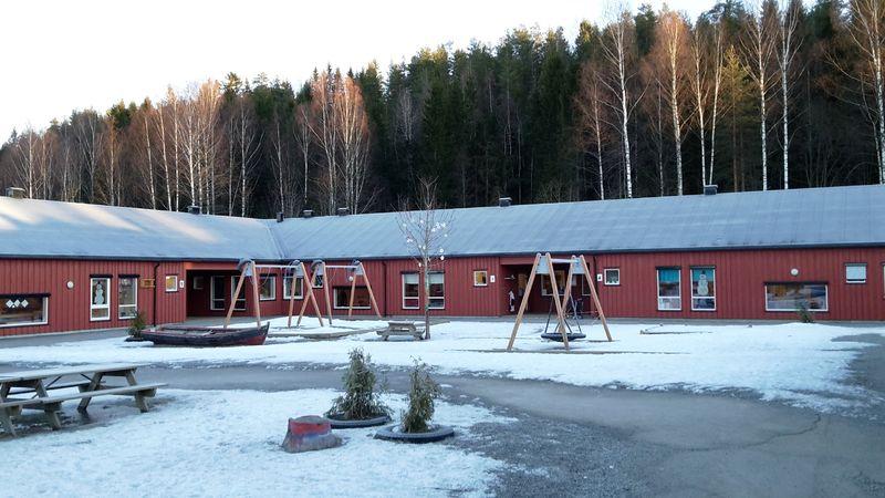 Ytre Enebakk barnehage - Vinter